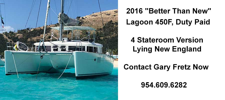 Lagoon 45 Catamaran for Sale